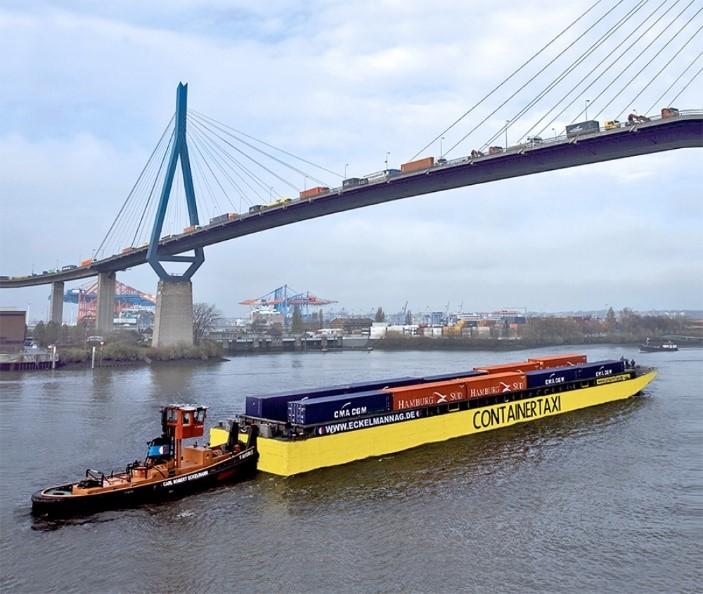 Containertaxi