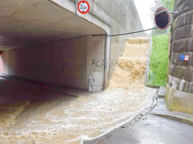 ILF Standardreferenz Starkregen