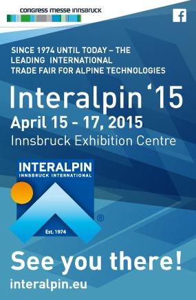 ILF at the Interalpin 2015