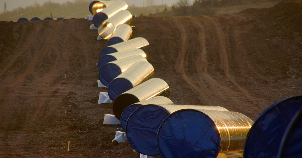TANAP pipes